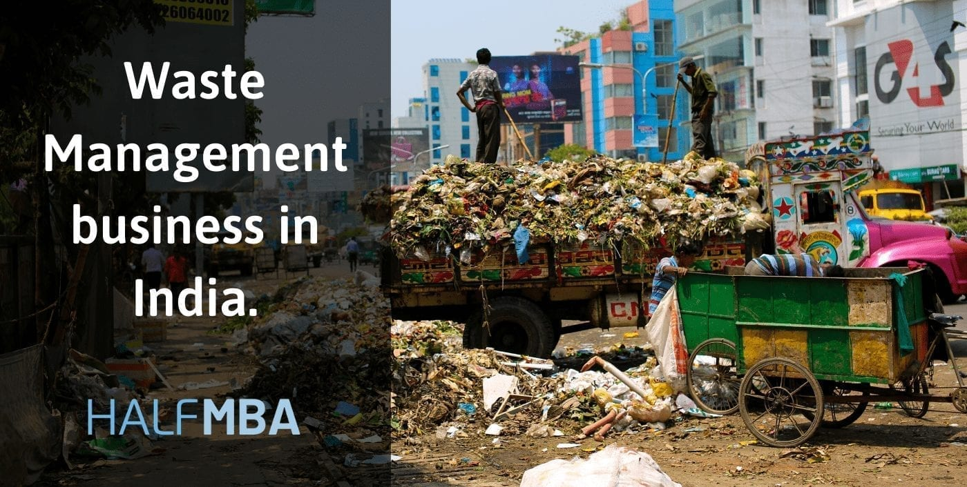 Waste Management business in India.