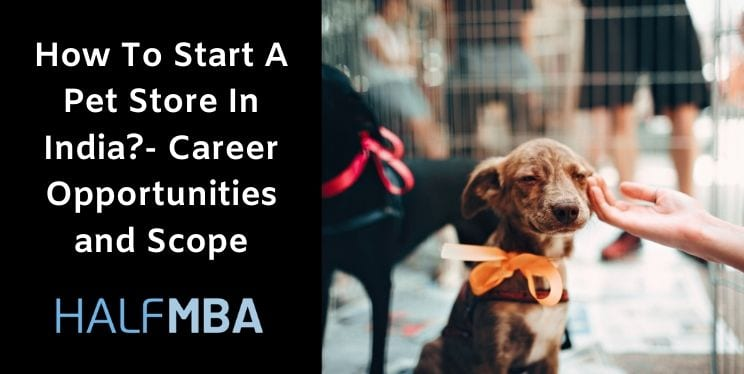 How To Start A Pet Store In India- Career Opportunities and Scope