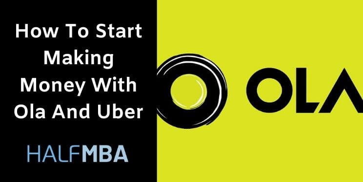 Ola And Uber Cab Business Opportunity In 2020: Let's Drive Money 2
