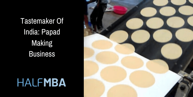 Papad Making Business: Tastemaker Of India 10